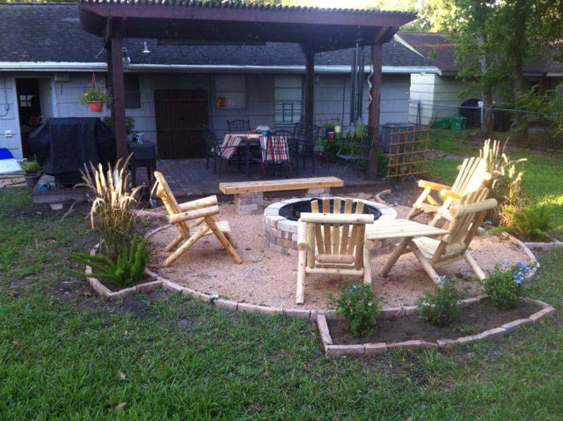 Garden Design Garden Design With Ideas How To Build A Backyard - Backyard beach ideas
