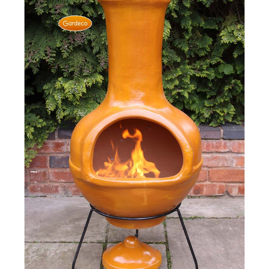 Chiminea Fire Pit In Comparison With Others