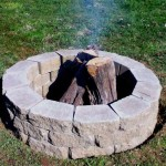 Brick Fire Pit Home Like Feeling In Your Garden Fire