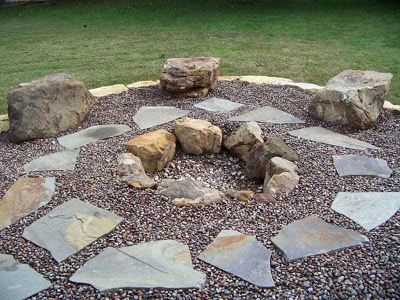 Begin The New Year In Ground Fire Pit Party Fire Pit