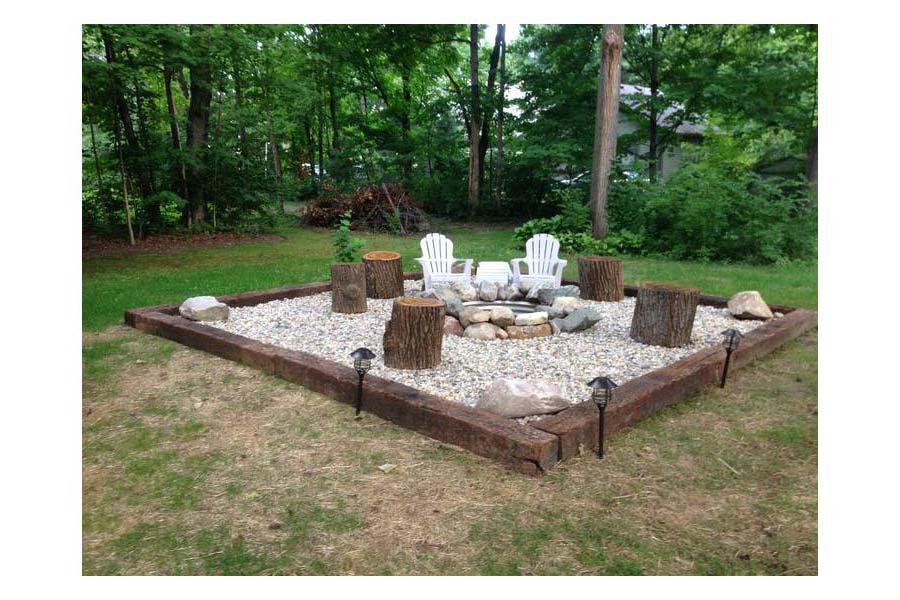 Garden Design Garden Design With Fire Pit Ideas U Bring Warmth To