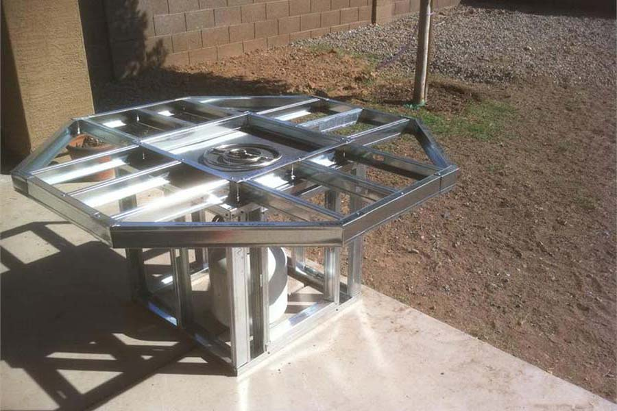 Fire Pit Kit Why Is A Gas Powered Unit A Better Choice