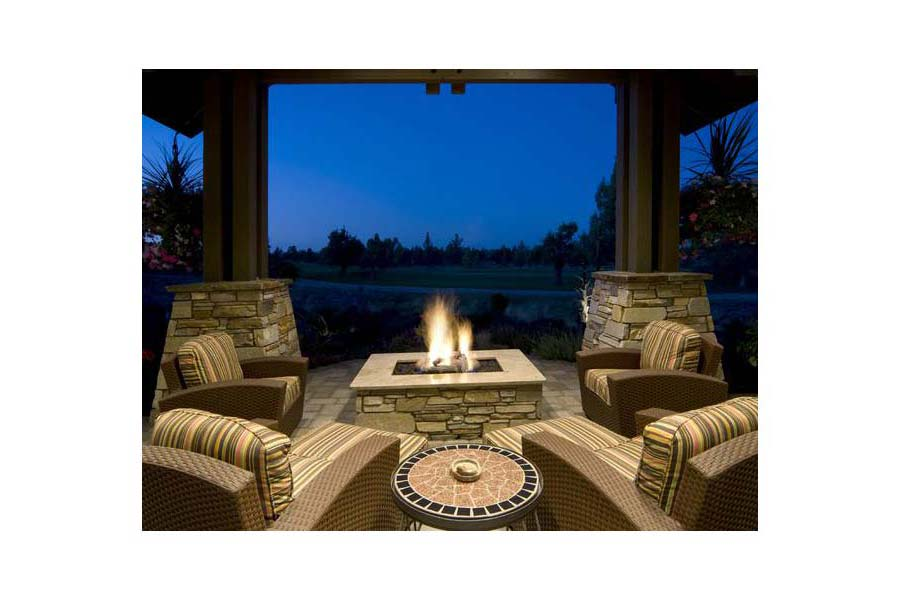 Patio Fire Pit Versatile And Compact Fire Pit