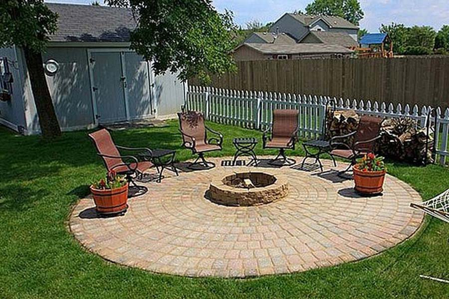 Homemade Fire Pit - Valuable Addition to Your Backyard ...