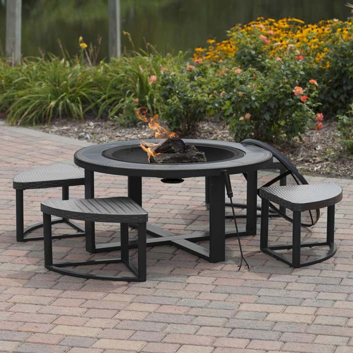Get good wood burning fire pit for you   Fire Pit ...