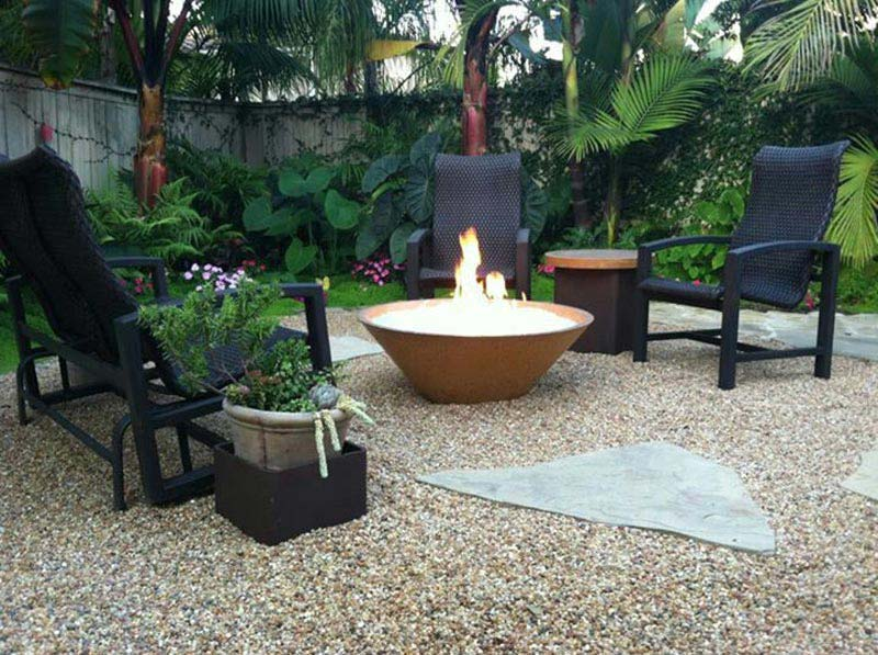 Backyard Landscaping Ideas With Fire Pit fire wall Garden Design With Custom Wood Fire Pits Fire Pit Landscaping Ideas Design With Backyard Pond
