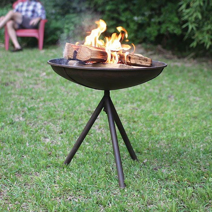 In Ground Firepit: Begin The New Year In Ground Fire Pit Party!