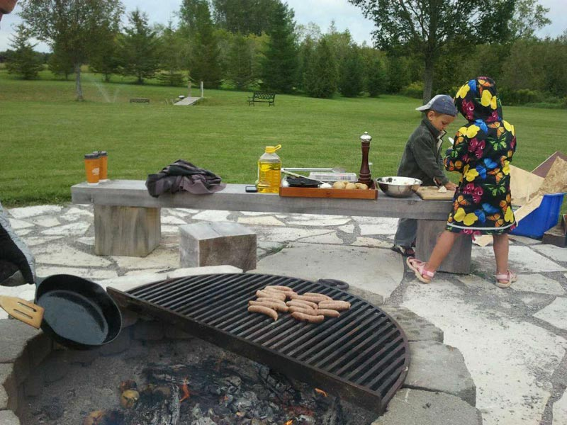 Fire Pit Cooking Beneficial Option To Stay Satisfied With