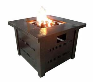 AZ Patio Heaters Propane Fire Pit 300