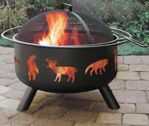 Landmann 28347 Big Sky Fire Pit 300